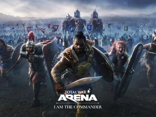 Total War Arena I Am The Commander 4k wallpaper