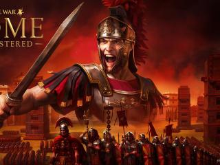 Total War ROME REMASTERED wallpaper