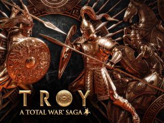 Total War Saga Troy wallpaper