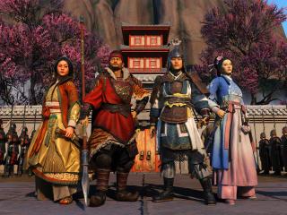 Total War Three Kingdoms 2020 wallpaper