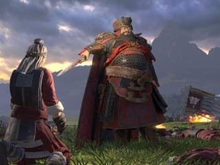 Total War Three Kingdoms Game wallpaper