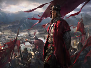 Total War Three Kingdoms wallpaper