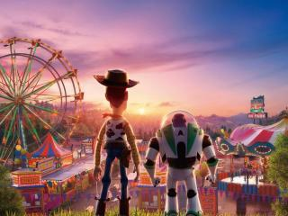 Toy Story 4 Movie wallpaper