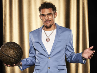 Trae Young Photoshoot 2021 wallpaper