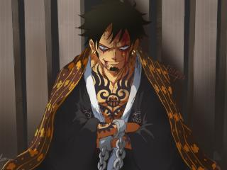 Trafalgar Law In One Piece wallpaper