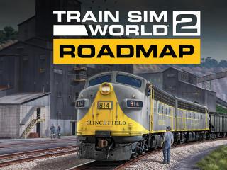 Train Sim World 2 wallpaper