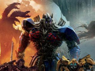 Transformers The Last Knight Optimus Prime wallpaper