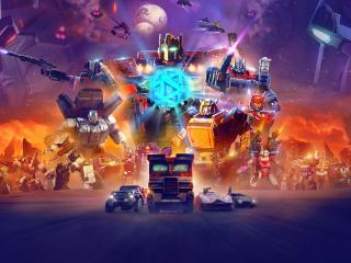 Transformers War for Cybertron wallpaper