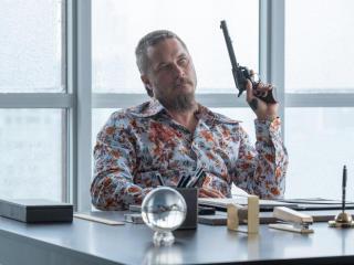 Travis Fimmel in Die In A Gunfight wallpaper