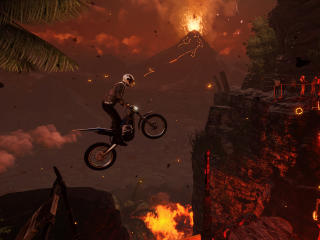 Trials Rising 2019 wallpaper