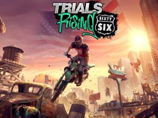 Trials Rising 66 wallpaper