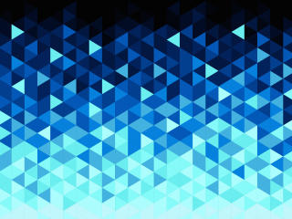Triangle Pattern Digital Art wallpaper