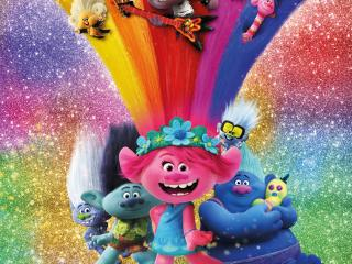 Trolls World Tour Poster wallpaper