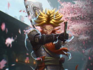 Trunks Dragon Ball wallpaper