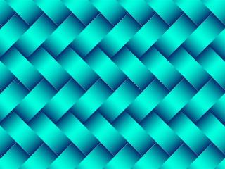 Turquoise Art wallpaper