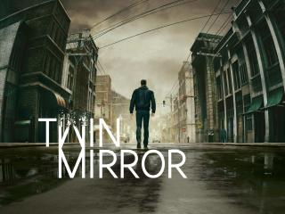 Twin Mirror Poster wallpaper