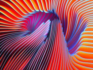 Twirl 4K wallpaper