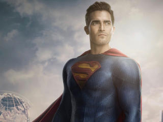 Tyler Hoechlin Superman and Lois wallpaper