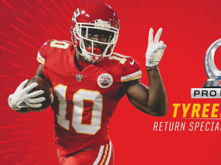 Tyreek Hill Pro Bowl wallpaper