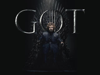 Tyrion Lannister Game Of Thrones Season 8 Poster wallpaper