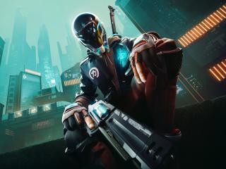 Ubisoft Hyper Scape 8K wallpaper