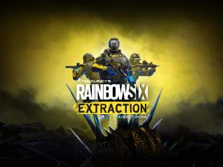 Ubisoft Rainbow Six Extraction 8K wallpaper