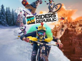 Ubisoft Riders Republic wallpaper