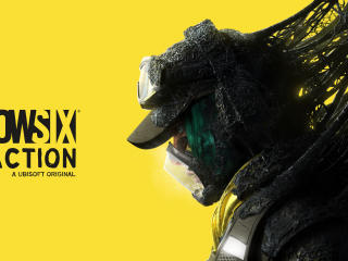 Ubisoft Tom Clancy's Rainbow Six Extraction wallpaper