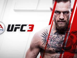 HD Wallpaper | Background Image UFC 3 Conor Mcgregor Poster
