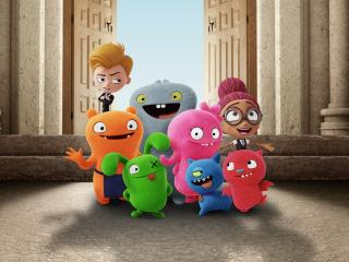 UglyDolls Movie wallpaper