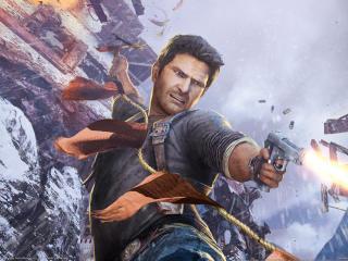 Uncharted 2 Among Thieves Nathan Drake wallpaper