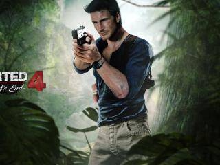 Uncharted 4 A Thiefs End wallpaper