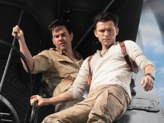 Uncharted 4k Tom Holland as Nathan Drake wallpaper