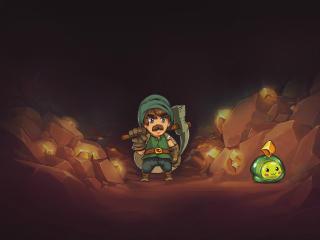 UnderMine Game wallpaper