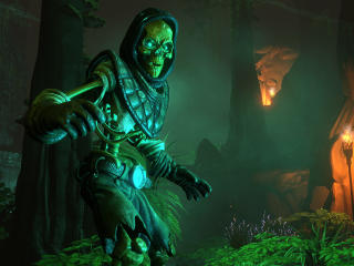 Underworld Ascendant 2019 Game wallpaper