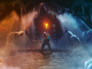 Underworld Ascendant wallpaper