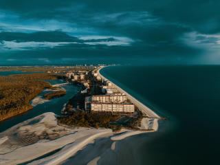 USA Shoreline Coast wallpaper