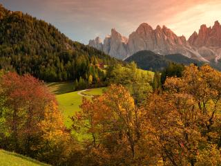 Val di Funes wallpaper