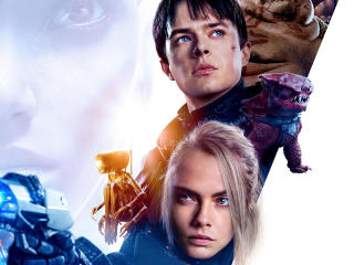 Valerian And The City Of A Thousand Planets Photo wallpaper