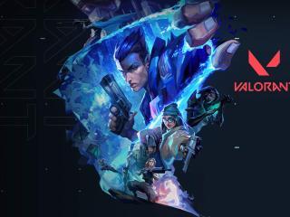 Valorant 2021 Game Poster wallpaper