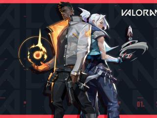 Valorant Game 4K wallpaper