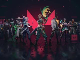 Valorant Game Team wallpaper
