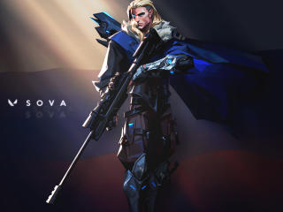 Valorant Sova New wallpaper
