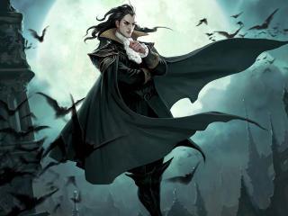 Vampire Magic The Gathering wallpaper