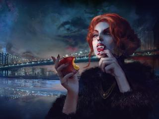 Vampire The Masquerade Coteries of New York wallpaper