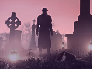 Vampyr Game wallpaper