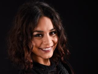 vanessa hudgens, actress, brunette wallpaper
