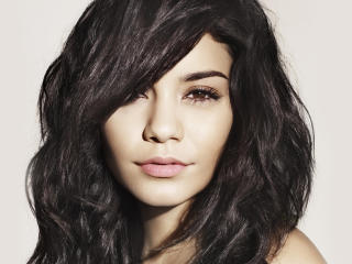 Vanessa Hudgens awesome hair style wallpaper wallpaper