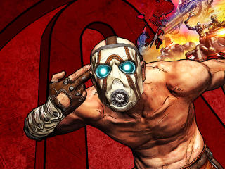 Vault Hunter Borderlands 3 wallpaper