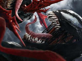 Venom 2021 Movie Cool Poster wallpaper